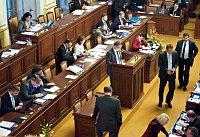Нижная палата парламента Чехии