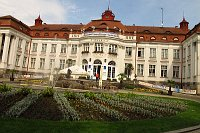 Елизаветин курорт (Фото: Кристина Макова, Чешское радио - Радио Прага)