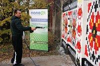 Источник: Facebook Korporace Umění Čistí Vzduch - Art Cleans Air Corporation