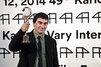 Георги Овашвили (Фото: Film Servis Festival Karlovy Vary)