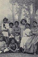 Таитские ребенки