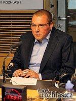 Мирослав Сингер (Фото: Алжбета Шварцова, Чешское радио)