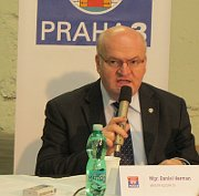 Министр Даниэь Герман (Фото: Мартина Шнайбергова, Чешское радио - Радио Прага)