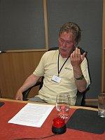 Историк Ирж Билек (Фото: Катержина Бенешова, Чешское радио)