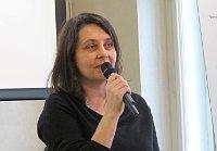Директор фестиваля «Один мир» Гана Кулганкова (Фото: Кристина Макова, Чешское радио - Радио Прага)