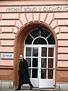 Здание Верховного суда (Фото: Кристина Макова, Чешское радио - Радио Прага)
