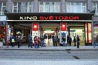Кинотеатр Светозор (Фото: Кристина Макова, Чешское радио - Радио Прага)
