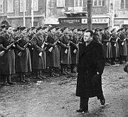 Клемент Готвальд в феврале 1948 г.