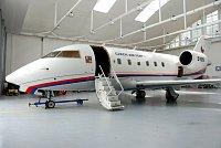 Самолет Challenger (Фото: Архив Армии ЧР)
