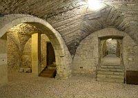 Подземелье Староместской ратуше
