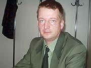 Людек Краличек, фото: архив Радио Прага