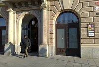 Здание юридического факультета университета города Пльзень (Фото: ЧТК)