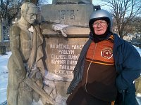 Памятник легионерам