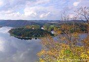 Слапское водохранилище (Фото: CzechTourism)