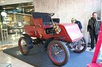 Паровой автомобиль Франца Фердинанда д'Эсте (Фото: Архив Национального музея)