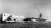 Аэропорт Прага/Рузыне в 1937 году (Фото: Архив аэропорта)