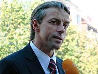 Павел Бем (Фото: Кристина Макова, Чешское радио 7 - Радио Прага)