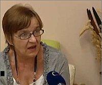 Вацлава Масакова (Фото: Чешское Телевидение)