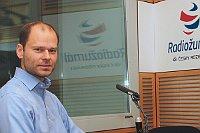 Радек Шпицар (Фото: Матей Палка, Чешское радио)