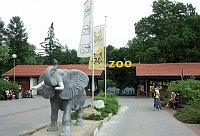 Остравский зоопарк