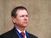 Бывший начальник Генерального штаба чешской армии Иржи Шедивым (Фото: Кристина Макова, Чешское радио - Радио Прага)