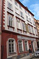 Здание библиотеки (Фото: Кристина Макова, Чешское радио - Радио Прага)