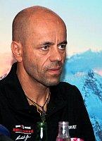 Альпинист Радек Ярош (Фото: Шарка Шевчикова, Чешское радио)