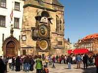 Староместские куранты в Праге (Фото: Кристина Макова, Чешское радио - Радио Прага)