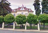 Здание посольства Тайланда в Чехии