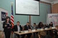 Конференция Roma positive (Фото: Яна Шустова, Чешское радио)