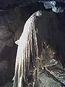 Пещера Пункевни. «Крыло ангела». Фото: 550.