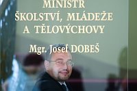 Министр Йозеф Добеш