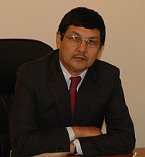Посол Республики Казахстан в Чехии Анарбек Карашев