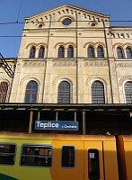 Теплице (Фото: Милош Турек, Чешское радио - Радио Прага)