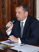 Томаш Бем, директор Национальной библиотеки
