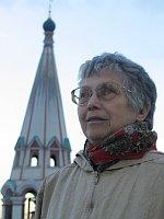 Наталя Горбаневская (Фото: Дмитрий Кузьмин, Wikimedia Commons, Licence CC 3.0)