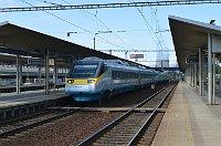 Поезд Pendolino в городе Острава (Фото: Phil Richards, CC BY-SA 2.0)