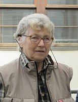 Наталья Горбаневская (Фото: Кристина Макова, Чешское радио - Радио Прага)