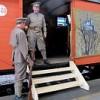 В вагонах «Легиопоезда» раскроют жизнь легионеров