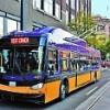 200 американских троллейбусов поедут на чешских электромоторах